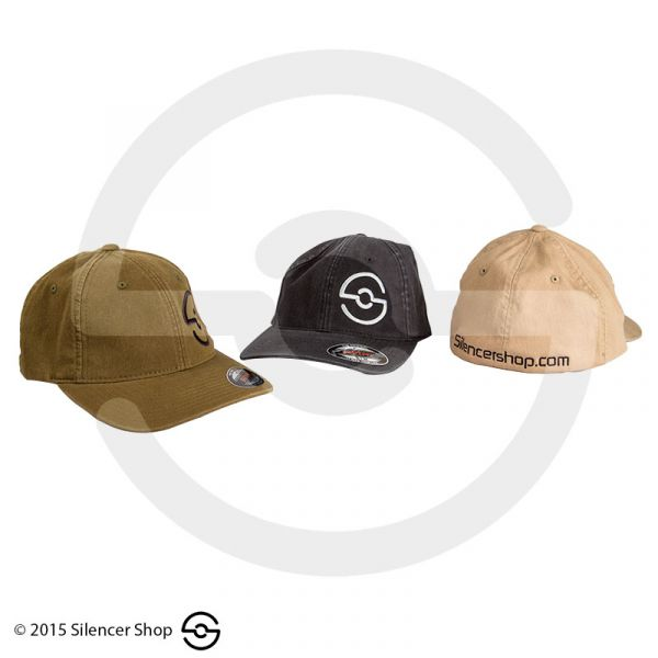 Silencer Shop Flexfit Hats