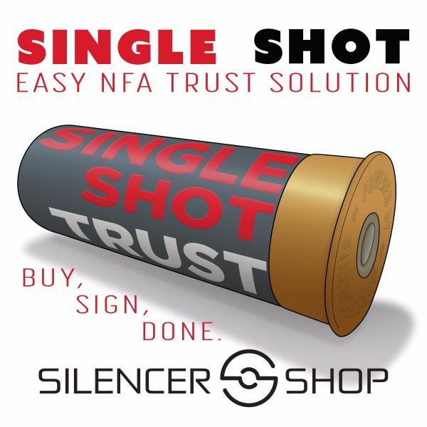 Single Shot NFA Gun Trust