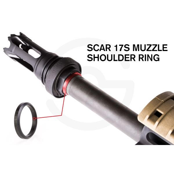 SCAR 17 Shoulder Ring